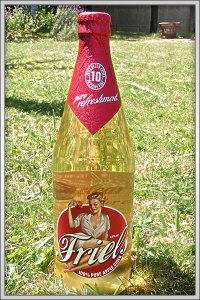 Friels bottle